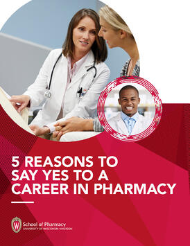 5 Reasons To Say Yes To A Career In Pharmacy Cover
